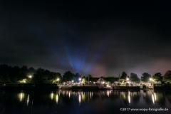 Berching Kanal in Flammen - 030