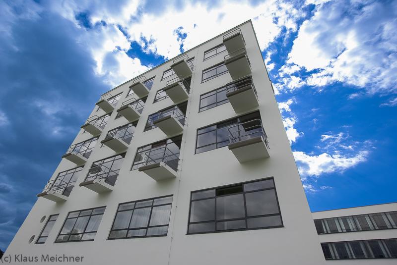 Bauhaus Studentenwohnheim 1