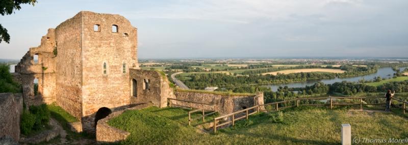 Burg Donaustauf_Panorama1